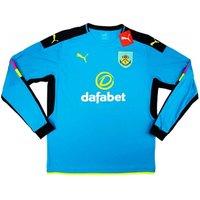 Burnely 2016-17 Home Goalkeeper Football Shirt