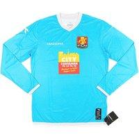 2013-14 FC Nordsjaelland Diadora Away Long Sleeve Football Shirt