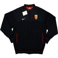 2008-09 Lens Nike Presentation Jacket (Black)