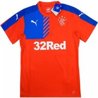 2015-16 Rangers Puma Training Shirt