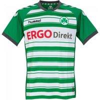 2013-14 Greuther Furth Adidas Hummel Home Football Shirt
