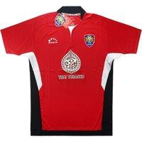 2012 Thailand Tobacco Monopoly Chiangmai FC Mawin Home Football Shirt
