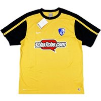 2009-10 Grenoble Nike Third Football Shirt