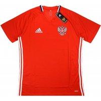 2016-17 Russia Adidas Training Shirt (Red)