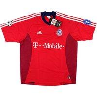 2002-03 Bayern Munich Champions League Football Shirt