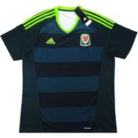 2016-17 Wales Adidas Away Football Shirt