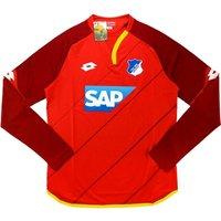 2017-18 TSG Hoffenheim Lotto Third Long Sleeve Shirt