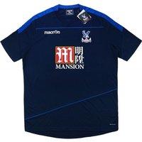 2016-17 Crystal Palace Macron Training Shirt (Navy)
