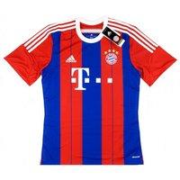 2014-15 Bayern Munich Adidas Home Football Shirt