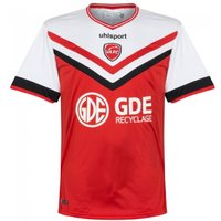 2014-15 Valenciennes UHLSport Home Football Shirt