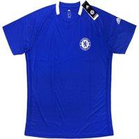 2016-17 Chelsea Adidas European Training Shirt (Blue)