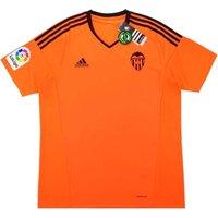 2016-17 Valencia Adidas Third Football Shirt