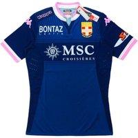 2015-16 Evian TG Kappa Third Football Shirt