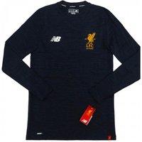 2017-18 Liverpool Authentic Training L/S Shirt