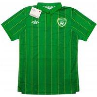 2011-12 Ireland Umbro Home Authentic Football Shirt