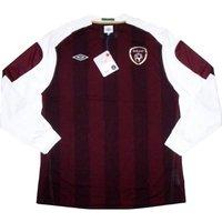 2011-12 Ireland Umbro Authentic Goalkeeper Shirt