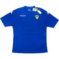 2016-17 Leeds United Kappa Training Shirt (Navy)