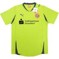 2010-11 Fortuna Dusseldorf Puma Third Football Shirt