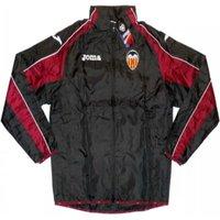 2012-13 Valencia Joma Training Rain Jacket