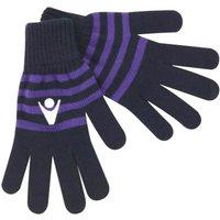 2013-15 Scotland Macron Rugby Winter Wool Gloves (Navy)