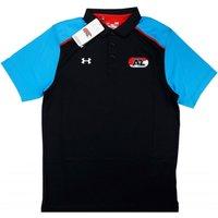 2016-17 AZ Alkmaar Polo Shirt (Black)