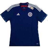 Scotland 2014-15 Authentic Home Football Shirt