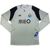 2016-17 FC Porto Goalkeeper Away Long Sleeve Goalkeeper Shirt