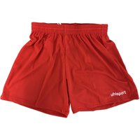2012-13 Uhlsport Basic Shorts (red)