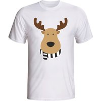 Notts County Rudolph Supporters T-shirt (white) - Kids