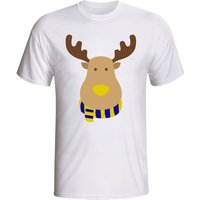 Colombia Rudolph Supporters T-shirt (white)