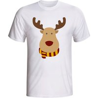 Spain Rudolph Supporters T-shirt (white) - Kids