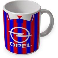 Bayern Munich 1995 Retro Ceramic Mug