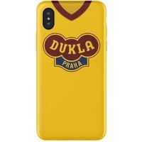 Dukla Prague Retro iPhone & Samsung Galaxy Phone Case