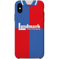 Dunfermline 1995-97 Away iPhone & Samsung Galaxy Phone Case