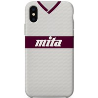 Hearts 1986-87 Away iPhone & Samsung Galaxy Phone Case