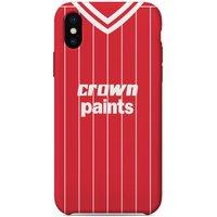 Liverpool 1982-83 iPhone & Samsung Galaxy Phone Case