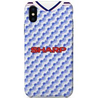 Manchester United 1990-92 Away iPhone & Samsung Galaxy Phone Case