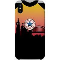 Newcastle 1996-97 Goalkeeper iPhone & Samsung Galaxy Phone Case