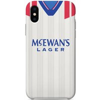 Rangers 1992-94 Away iPhone & Samsung Galaxy Phone Case