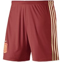 2014-15 Spain Home World Cup Football Shorts (Kids)