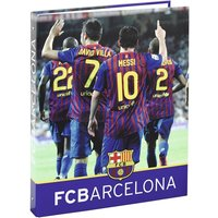 Barcelona Cardboard Ring Binder (4 Rings) Folio-511225067