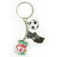 Liverpool 3pc Keyring