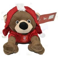 Liverpool Bear With Mohawk Hat