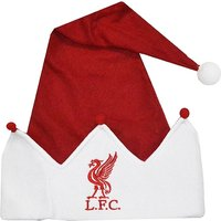 Liverpool Elf Xmas Hat