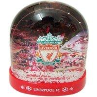 Liverpool Stadium Snow Dome