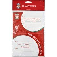 Liverpool Party Invites
