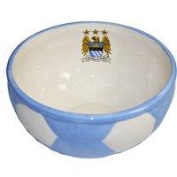 Man City Ball Base Cereal Bowl