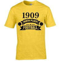 Borussia Dortmund Birth Of Football T-shirt (yellow) - Kids