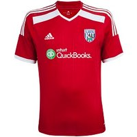 2014-15 West Brom Adidas Away Football Shirt