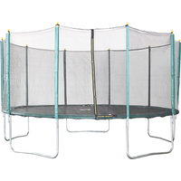 Velocity 15ft Trampoline With Enclosure
